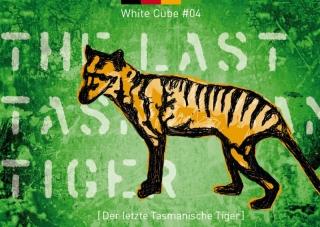 ada.assoc white cube #04 - der letzte tasmanische tiger